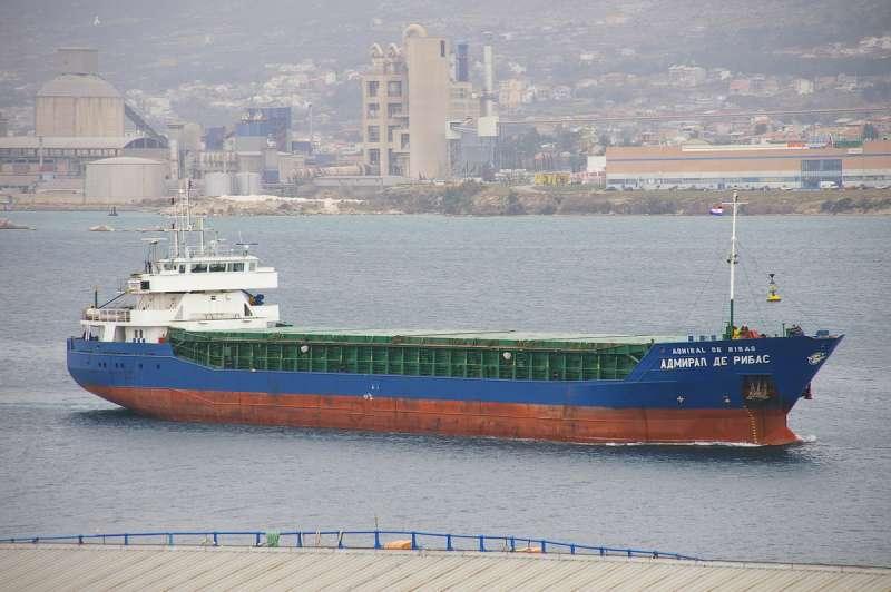 Новація IMO дає теплоходу «Адмірал Де Рибас» шанс